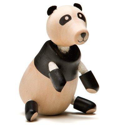 41n1puId9%2BL Cheap  Anamalz Wooden Panda