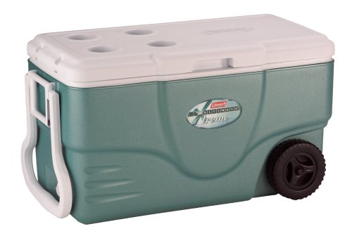 Coleman 6-Day 50 Qt. Ultimate Xtreme Wheeled Cooler (6 Can Coleman Cooler compare prices)