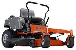 Husqvarna Outdoor Products RZ4621 966659101 Lawn Tractor, Zero Turn Radius, 21-HP Endurance OHV Engine, 46-In. by Husqvarna Outdoor Products