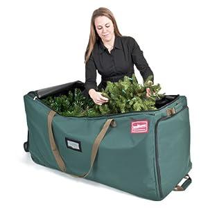 TreeKeeper Tree Storage Duffel, fits 6 to 9-Foot Trees