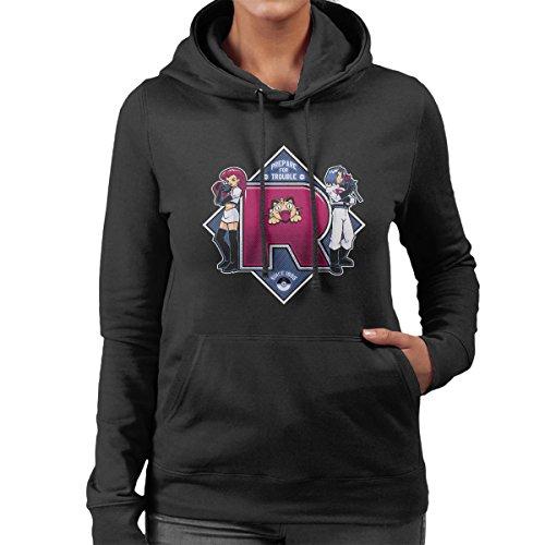 Pokemon-Jesse-James-Prepare-For-Trouble-Womens-Hooded-Sweatshirt