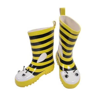 Bee Kidorable Rain Boots/Wellies