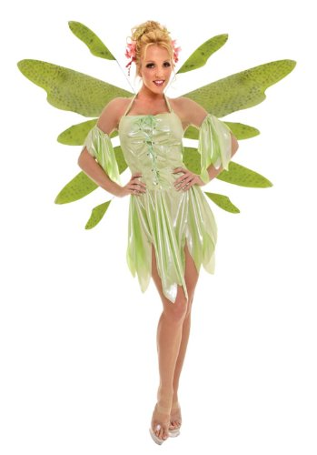 Green Absinthe Fairy Sm Adult Womens Costume