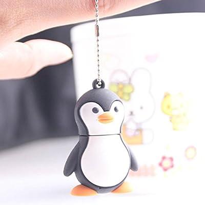 Sunworld Animal Series Penguin Shape 16GB USB Drive Cute