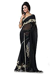 Stylo Sarees Women's Beautiful Designer Indian Fancy Ethnic Party Wear Saree