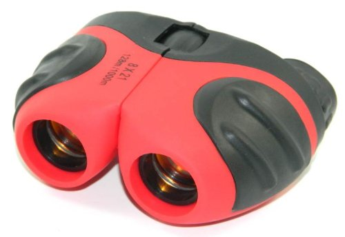 Amatures Binocular 8X21 New In Box & Carry Case My-1800