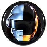 缶バッジ 音楽 Daft Punk  38mm ピンバッジ