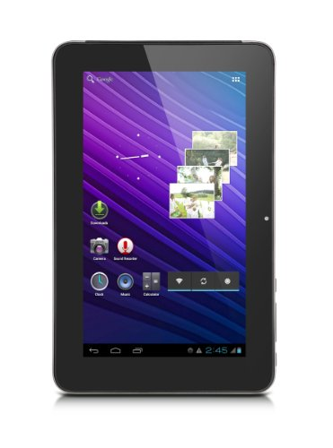 Android Google YouTube Capacitive Touchscreen