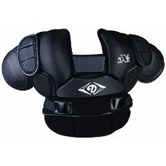 Buy Diamond Sports Custom Fit Lightweight Umpire Chest Protector by Diamond Sports