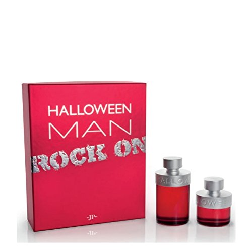 Jesus Del Pozo Halloween Man Rock Spray 125ml Set 2 Parti
