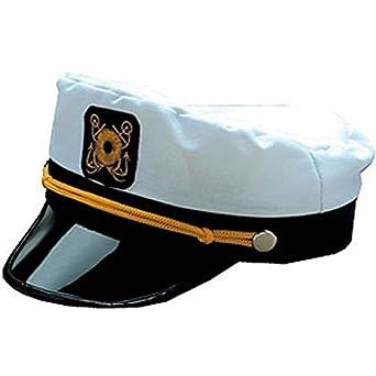 Sailor Skipper Hat