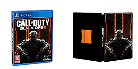 Call of Duty: Black Ops III + SteelBook Exclusiva De Amazon