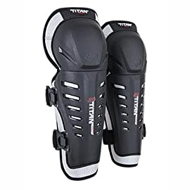 Fox Racing 2012 Titan Race Knee Guard - 08059