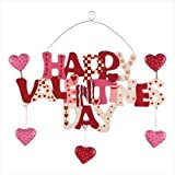 Happy Valentines Day Hanging Sign