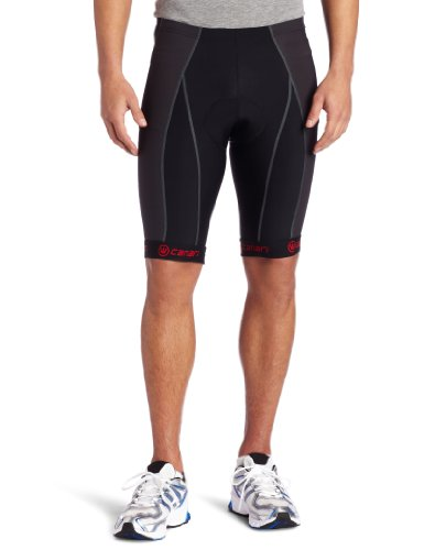 Buy Low Price Canari Cyclewear Men's Evolution Padded Cycling Short (B0047DXBBG)
