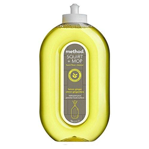 method-atomizador-y-limpiador-de-pisos-de-la-fregona-de-jengibre-limon-739ml-paquete-de-2