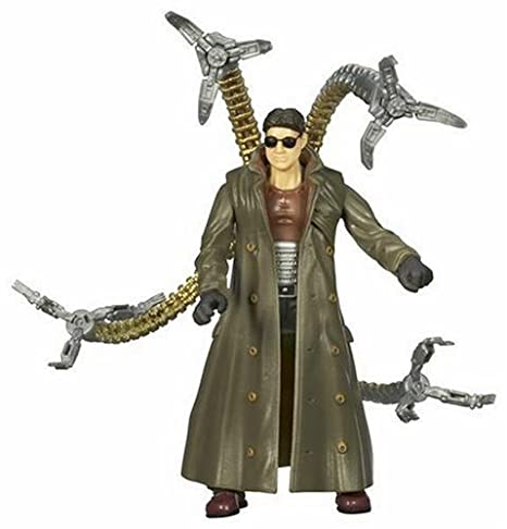 Spider-man 3 Doctor Octopus Doc Ock 15 Figurine