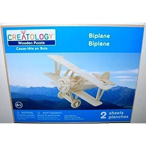 Creatology Biplane