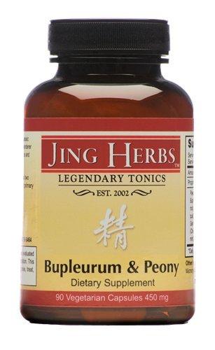 Jing Herbs Bupleurum & Peony 90 Capsules