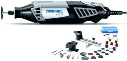 Dremel 4000-2/30 120-Volt Variable Speed Rotary Tool Kit