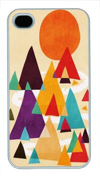 New Hot Selling Fashional Individualized Hard Back Case for Iphone 4/4s (Printmaking on Pinterest)