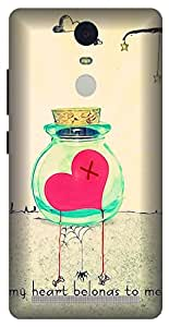 Most Wanted Cases Back Cover for Lenovo K5 Note