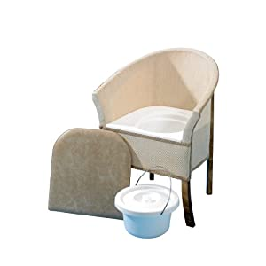 homecraft bedroom commode chair health personal care
