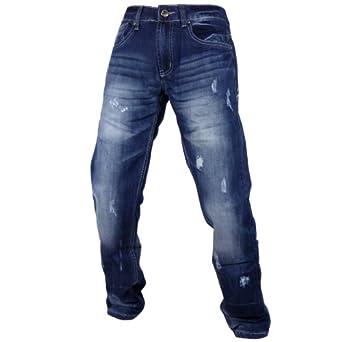 Kosmo Lupo Turok Herren Jeans Hose W36/L32 [052]