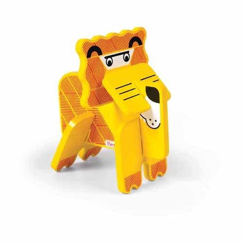 Parents Jungle Pals Stacking Puzzle - Lion