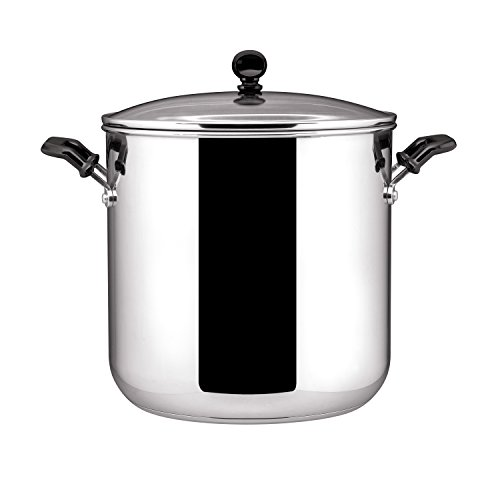 Farberware Classic Series 11 Quart Stockpot with Glass Lid