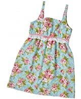 Jessie Steele Blue Cottage Rose Chemise