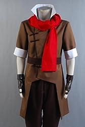 Avatar The Legend of Korra Anime Mako Cosplay Costume