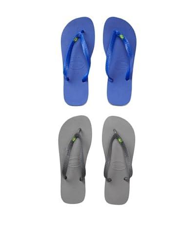 Havaianas Unisex Flip Flop - 2 Pack