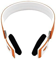 Index Bluetooth Head Phone Set (Orange)