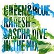 Green & Blue 2011 - Mixed by Raresh & Sascha Dive