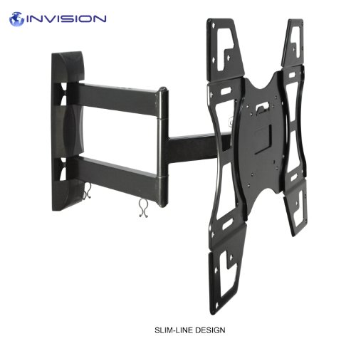 Cheap Led Tv Uk Invision Tv Wall Mount Bracket New Slim Line