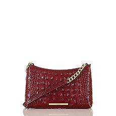 Corington Shoulder Bag<br>Carmine Red Melbourne