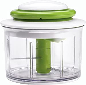 Chef'n VeggiChop Vegetable Chopper, Arugula