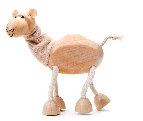 Anamalz Wild Anamalz Camel Wooden Toy