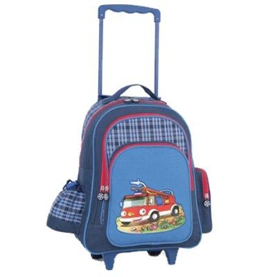 Trolley Koffer Feuerwehr Trolley für Kinder