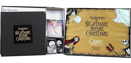 Nightmare Before Christmas Board Game images