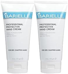 Barielle Professional Protective Hand Cream - 6 oz - 2 pk
