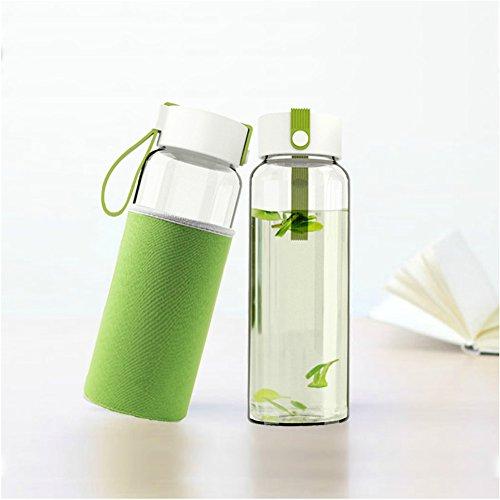 Just Life ガラス水のボトル