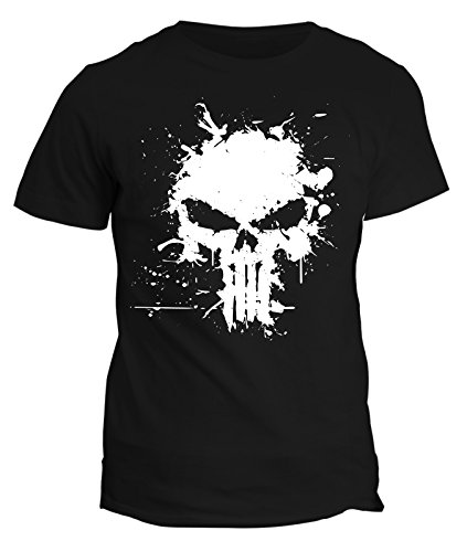 Tshirt The Punisher Frank Castle Delta force NY New york usa vendicatore - in cotone by Fashwork