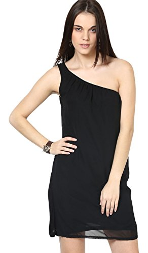Only Women'S Casual Dress (_5710898397230_Black_Medium_)