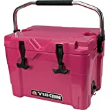 Igloo Products 00043854 Sportsman Pro Cooler, Wild Pink, 20 quart