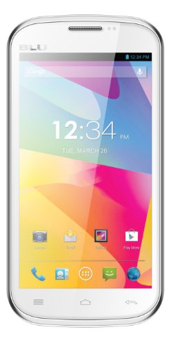 Studio 5.0 E Quad Band Unlocked (White)
