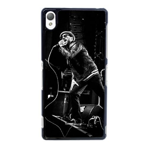 Beatsteaks FC45WW3 cover sony Xperia Z3 Cell Phone Case M7PE6T1UT