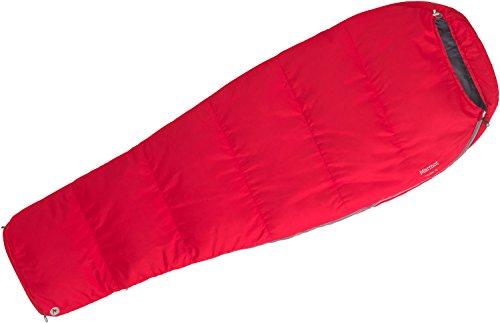 marmot-kunstfaserschlafsack-nanowave-45-long-saco-de-dormir-momia-para-acampada-color-rojo-talla-lz