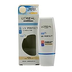 Loreal UV perfect 12H Longlasting UV protector Transparent Skin, SPF 50+, UVB, UVA PA+++ (30ml)